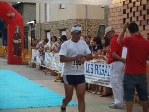 El bestia de Astorgano en Losada Agosto-2009