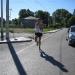 Gus entrando en Villaverde (aprox km  32)