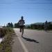 Gus saliendo de Villaverde (aprox km 34)